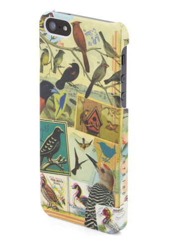 Bird Call of the Wild iPhone 5/5S Case - Multi, Print with Animals, Travel