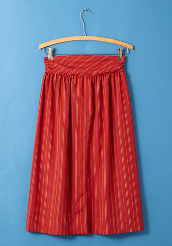 Vintage Assembly Icon Skirt