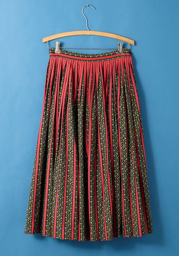 Vintage Test of Thyme Skirt