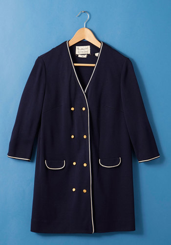 Vintage Classic Compositions Coat