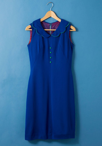 Vintage Locker Be a Lady Dress