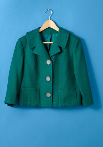 Vintage Politi-cool Science Blazer