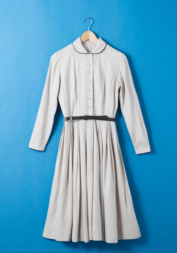 Vintage Substi-cute Teacher Dress