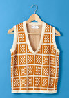 Vintage Speed Chess Champion Vest