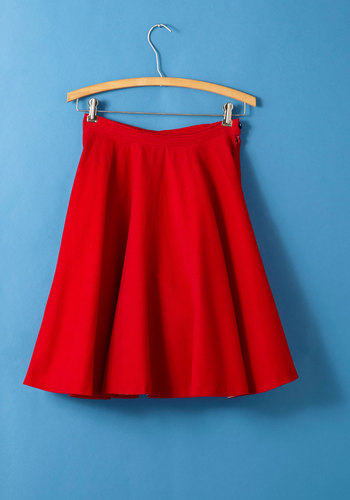 Vintage Homeroom Belle Skirt