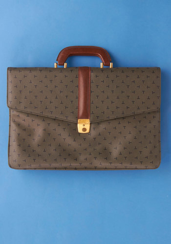 Vintage Mixed Major Bag