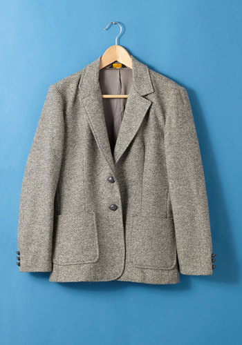 Vintage Student Union Style Blazer