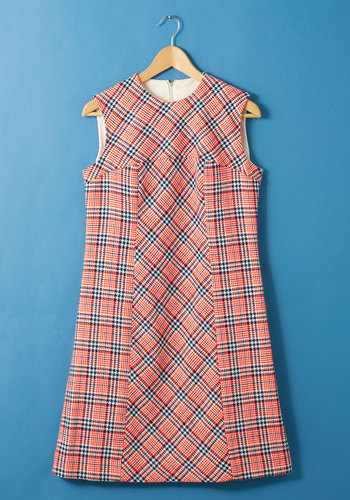 Vintage Registration Date Dress
