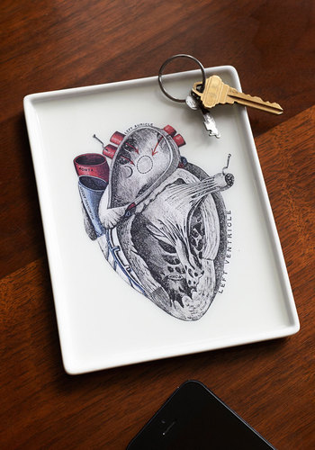 Coeur Values Tray - Multi, White, Quirky, Steampunk, Good, Halloween, Top Rated