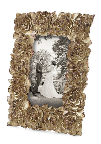 Forever and a Day Photo Frame - Cream, Flower, Vintage Inspired, Good