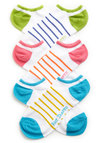 For Kicks Sock Set - Multi, Stripes, Casual