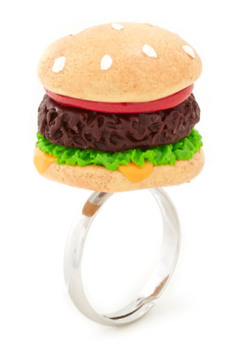 Grill Next Door Ring - Multi, Quirky, Better, Casual