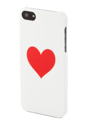 Call I Ever Wanted iPhone 4/4S Case - White, Red, Print, Travel, Valentine's