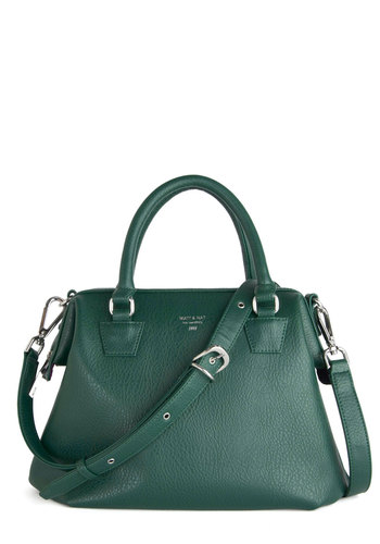 Forest Dream Bag - Green, Solid, Work, Casual, Best, Faux Leather