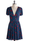Marvelous Maraschino Dress in Cherries