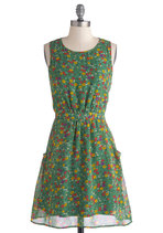 Field of Dreaminess Dress