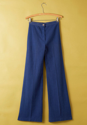Vintage Sound Waves Jeans