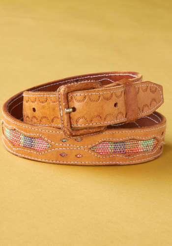 Vintage Adorable Borealis Belt