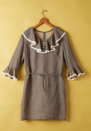 Vintage Stormy Teller Dress