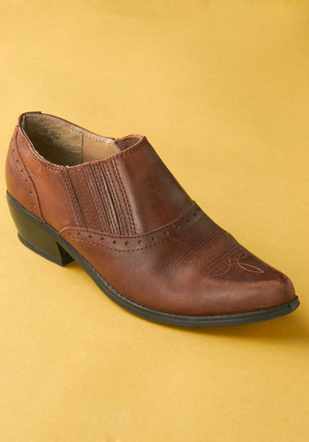 Vintage Start to Phinney Bootie
