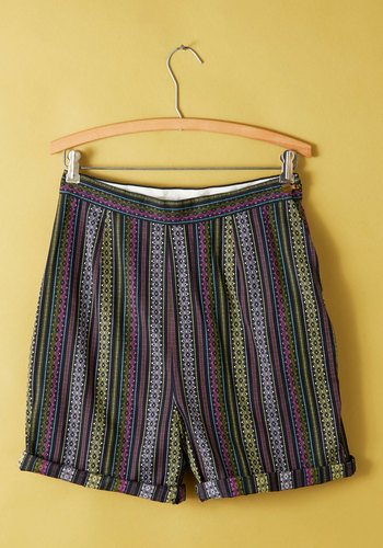Vintage Fruit by the Foothills Shorts