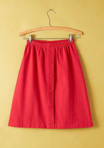 Vintage Grand Pies Winner Skirt
