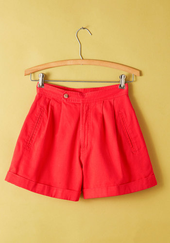 Vintage Candy Apple Shop Shorts