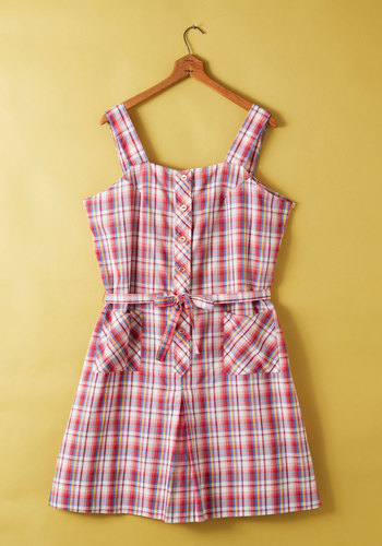 Vintage Camper Yourself Dress