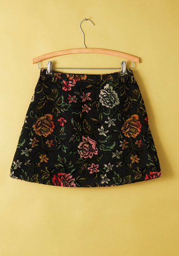 Vintage Thrift Shopping Spree Skirt