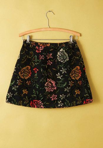 Vintage Thrift Shopping Spree Skirt