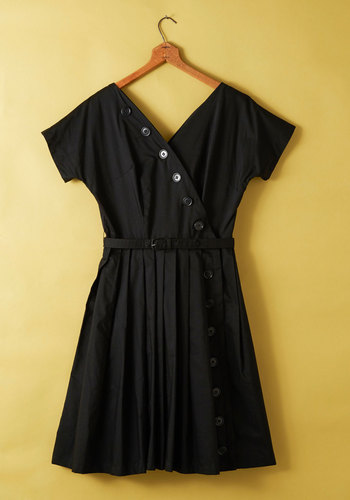 Vintage Rocky Mountain Beauty Dress
