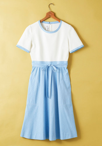 Vintage Rainier or Shine Day Dress