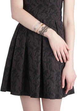 Lacy Fashion Tattoos