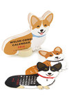 Year of the Critter 2014 Calendar in Corgi - Multi, Print with Animals
