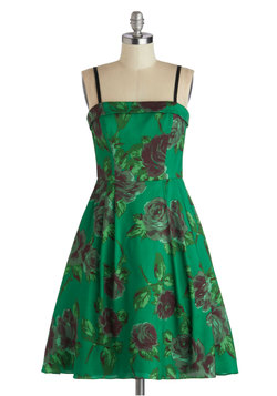 Betsey Johnson Splendor in the Cast Dress