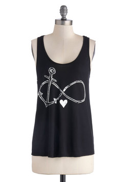 Falling Infinite Love Top