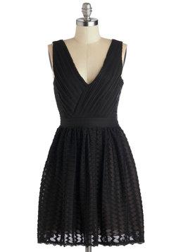 Transcendent Texture Dress