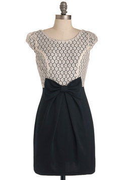 A Lace in Mind Dress