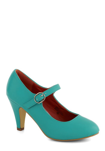 Womens 1940s Style Shoes