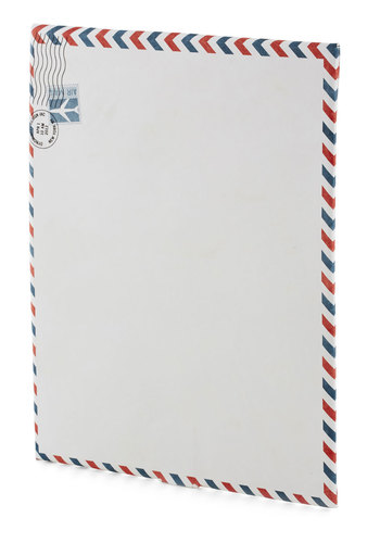 If All Else Mails Tablet Case - White, Red, Blue, Black, Travel, Work