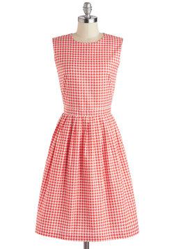 Diner Delight Dress