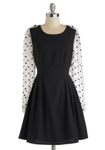 Chic Conductor Dress