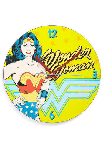 Hero and Now Wall Clock - Multi, Dorm Decor, Good