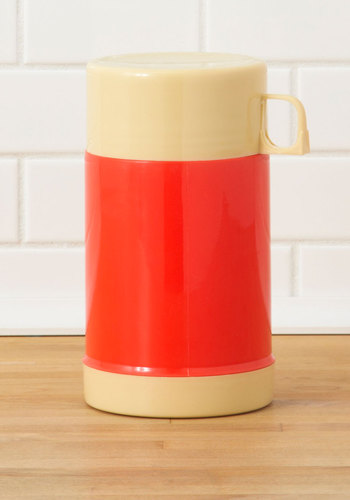 Vintage Soup-er Simple Vacuum Bottle