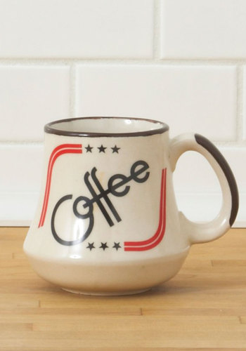 Vintage Spell the Coffee Mug