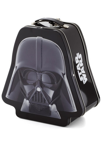 Don't Underestimate the Course Lunchbox - Black, Good, Scholastic/Collegiate