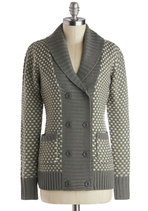 Informational Interview Cardigan