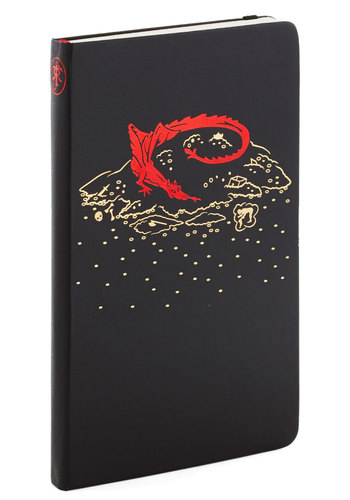 Ever Wander? Notebook by Chronicle Books - Black, Red, Gold, Scholastic/Collegiate