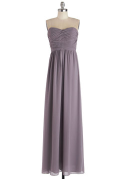 This Sway to the Party Dress in Lilac