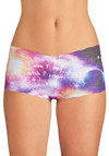 Goodnight, Galaxy Undies - Sheer, Knit, Multi, Novelty Print, Tie Dye, Lace